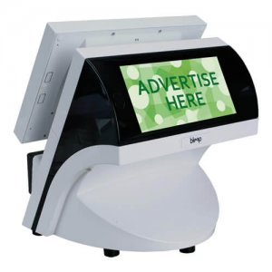 Bleep TS-810 Android POS Media Display