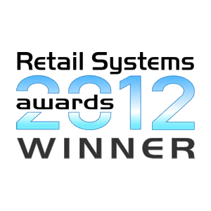 Retail Systems Awards 2012 Winners Logo