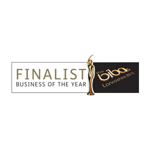 BIBA Business of the Year 2013 Logo