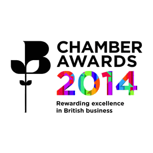 Chamber Awards 2014 Logo