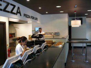 Bleep EPOS Solution at Firezza Pizza