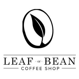 Leaf or Bean Logo