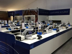Bleep EPOS and Payment Solution at the Open