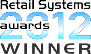 Retail Awards 2012 Winner Logo