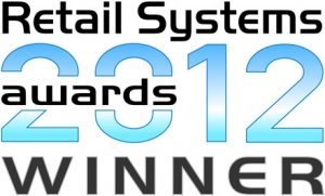 Retail Systems Awards 2012 Winner