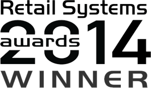 Retail Systems Awards 2014 Winner Logo