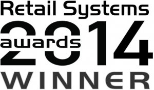 Retail Systems Awards 2014 Winner