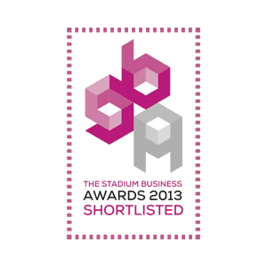 Stadium Business Awards 2013 Logo