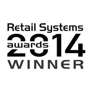 Retail Systems Awards 2014 Winners Logo