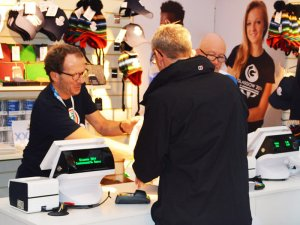 Bleep EPOS Solution at the Commonwealth Games