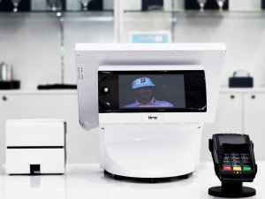 Bleep EPOS and Payment Solution with video display