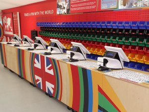 Bleep EPOS and Payment SOlution at London 2012 Olympic Games
