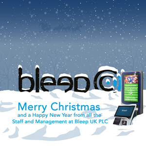 Merry Christmas from Bleep 2018