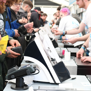 Bleep Deploy EPOS Solutions for Major Festivals